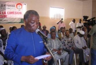 Coup d'Etat manqué de 2015: Léonce Koné juge « irresponsable » la dernière sortie de Simon Compaoré