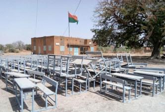 Commune de Nouna: Les élèves ferment la direction provinciale de l'éducation nationale de la Kossi
