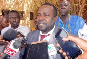 NAFA : Le professeur Mamoudou Dicko désigné président