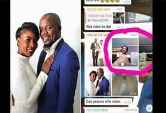 Ghana: La femme d'un pasteur partage par erreur sa vidéo nue dans un groupe WhatsApp