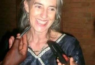 Esther Siraba Marty: La femme du feu Sotigui Kouyaté, est décédée