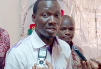 Burkina: le syndicat des administrateurs civils annonce un sit-in du 19 au 23 février