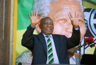Afrique du sud:Ramaphosa, l'ancien homme d'affaires au seuil du pouvoir
