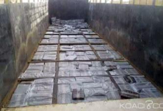 Burkina Faso: Une importante quantité de drogue, dissimulée dans un camion, saisie