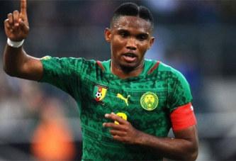 Samuel Eto'o : «l'Afrique doit croire aux entraîneurs africains»