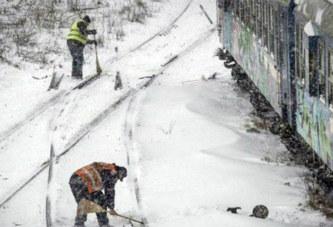 Europe : Le froid sibérien tue plus d'une vingtaine de personnes