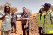 Bitumage route Kongoussi-Yargo : La gouverneur Nandy Somé clame son insatisfaction