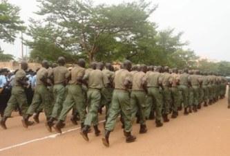 Burkina Faso – Police nationale: Risque de dégradation de l'atmosphère sécuritaire