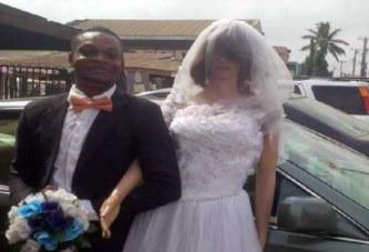 Nigéria: Il se marie à une poupée sexuelle pour ne plus dépenser sur les femmes