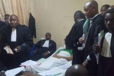 RDC : le député Gecoco Mulumba jugé dans sa chambre d'hôpital