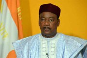 G5 Sahel: Le président nigérien Mahamadou Issoufou prend la tête