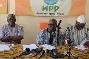 Déclaration du Mouvement du Peuple pour le Progrès suite à l'attaque terroriste du 2 Mars 2018 à Ouagadougou