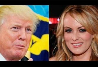 USA: L'actrice pornographique Stormy Daniels menace de tout déballer au sujet de sa supposée relation avec Donald Trump