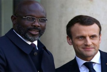 Libéria: George Weah très critiqué pour avoir tendu la main à la France