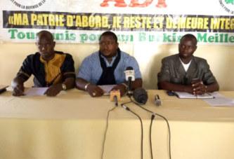 Sécurité nationale : « Roch doit aller voir  Blaise Compaoré », dixit Abraham Badolo