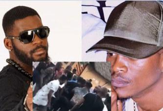 Showbiz : Arafat Dj et Debordo Leekunfa se bagarrent en pleine rue à Cocody (vidéo)
