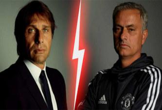 Jose Mourinho : « je ne serai jamais ami avec Antonio Conte »