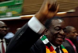 Zimbabwe : Emmeson Mnangagwa fixe les élections générales en juillet 2018