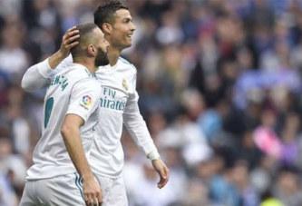 Football: CR7 milite en interne pour garder Karim Benzema au Real Madrid