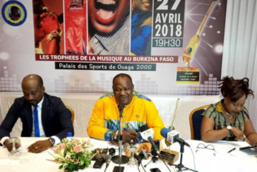 Kundé 2018 : Don Sharp, Habibou Sawadogo et Hawa Boussim, chercheurs d'or