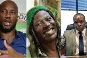 Côte d'Ivoire: Drogba, Alpha Blondy et A'Salfo aux portes du Sénat