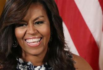 Etats-Unis : Michelle Obama parle de son histoire personnelle!