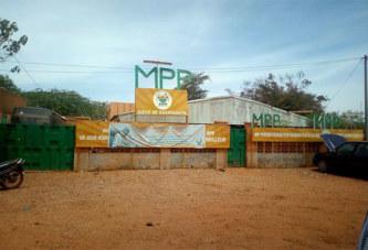 MPP Ouahigouya: Des militants mécontents ferment le siège du parti, des probables risques d'affrontements