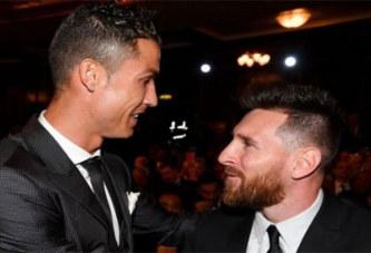 Cristiano Ronaldo révèle la seule chose qu'il envie chez Lionel Messi