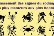 Classement des signes du zodiaque des plus menteurs aux plus honnêtes: Les Taureau sont les plus honnêtes