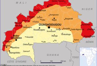 Sécurité – Burkina Faso: La France met en garde ses ressortissants