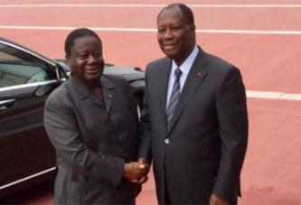 Côte d'Ivoire : comment Bédié et Ouattara vont désigner le candidat du RHDP à la présidentielle
