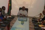 Rencontre Président du Faso - Opposition: Le Cfop/bf tient au référendum pour le vote de la nouvelle constitution