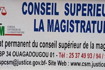 """Le conseil supérieur de la magistrature déplore que des magistrats interviennent """"abondamment, voire abusivement sur facebook"""
