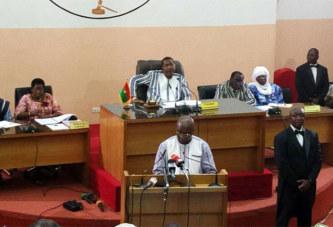 Burkina: « Nous vivons au dessus de nos moyens » (Paul Thiéba)