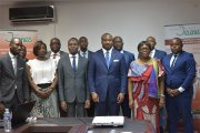 BAD/Insertion sociale: L'Honorable Sassou NGUESSO décroche des financements pour les jeunes Congolais
