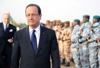 Dans son livre, François Hollande explique pourquoi il a fait le choix de faire intervenir la française au Mali