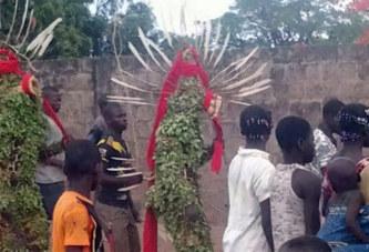 Bobo Dioulasso: Des masques traditionnelles pénètrent dans un CSPS et fouettent les agents de santé
