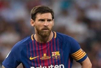 Lionel Messi hérite du brassard d'Iniesta