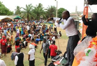Côte d'Ivoire/Croisade : Attention, Yopougon est en train de basculer!