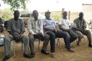UPC | kénédougou: Les responsables provinciaux à la rencontre des sous-sections
