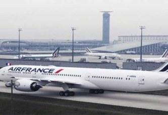 Sénégal : Un vol d'Air France fait une panne en plein vol