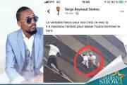 Affaire Mamoudou Gassama : La publication de Serge Beynaud qui fâche la toile