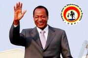 Choix du prochain président du CDP: Voici la décision finale de Blaise Compaoré