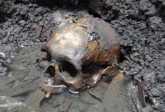France: Dix-sept crânes humains découverts sur un chantier