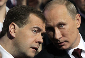Russie: Dmitri Medvedev nommé Premier ministre
