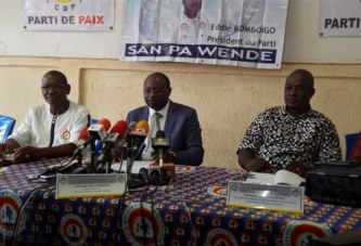 Elections 2020 au Burkina: le CDP demande la « suppression du code électoral » de 2015