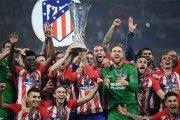 Football - Classement UEFA: Les deux clubs de Madrid dominent l'Europe