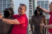 Un migrant humilié à Tel-Aviv