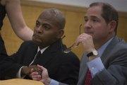 Le point culminant du procès d'un homme emprisonné 27 ans pour un crime qu'il n'a pas commis