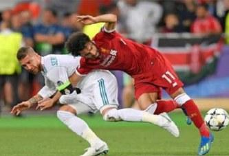 Blessure de Salah : Sergio Ramos sort enfin de son mutisme !